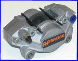 ap racing lightweight alumunum formula ford brake caliper